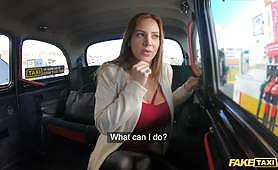 A slut with massive pierced boobs doesn't know how to say no to a big cock. A hot taxi fuck with the busty bitch who sucks the driver's big dick and let him go deep and strong inside her juicy pussy.