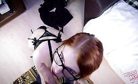 มอลลี่เรดวูลฟ์เป็นอีตัวแดงสาวสวยที่ชอบมีเซ็กส์ใน POV ในขณะที่เธออมควยอย่างรุนแรงและทำให้หีของเธอเมาอย่างดี